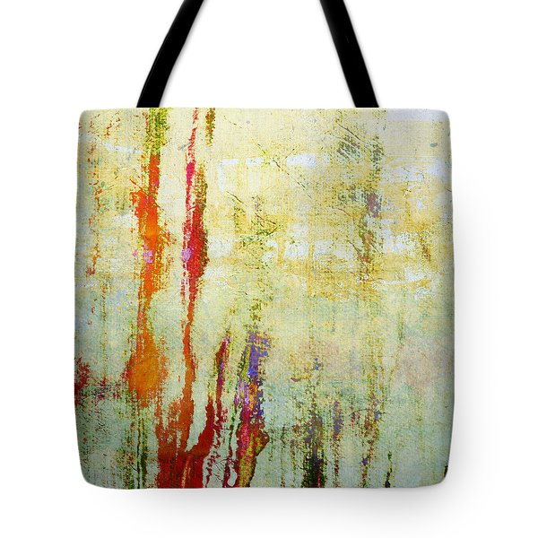 Abstract Print 17 Tote Bag by Filippo B