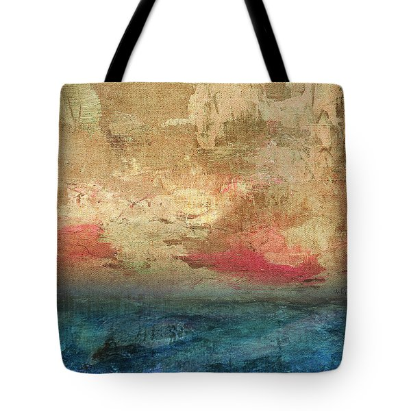 Abstract Print 3 Tote Bag by Filippo B