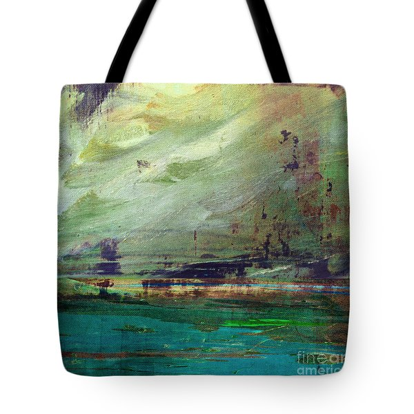 Abstract Print 4 Tote Bag by Filippo B