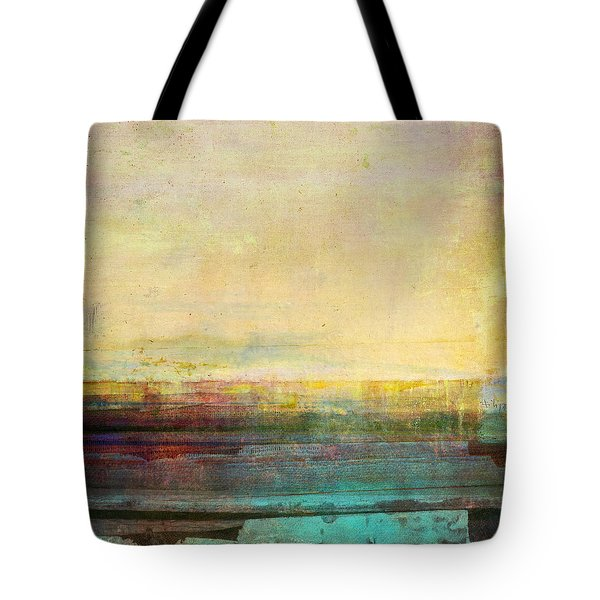 Abstract Print 5 Tote Bag by Filippo B