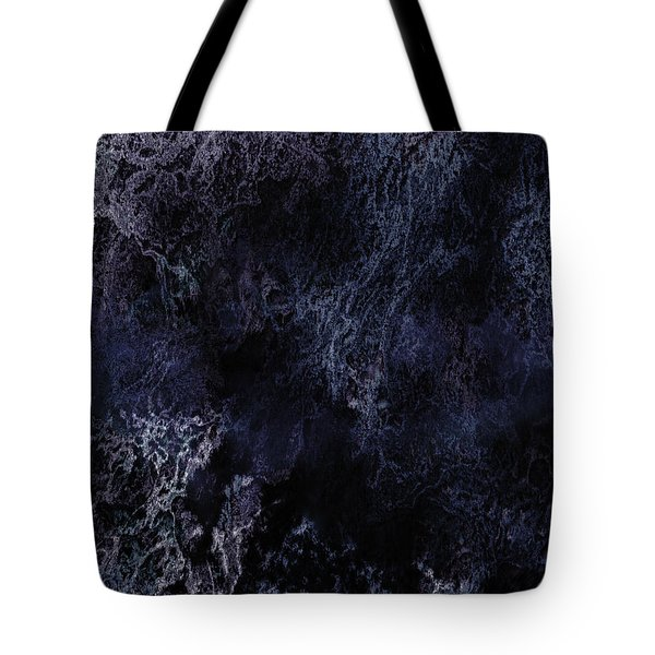 Abstract Scenery No.6 - Nightmare Tote Bag by Wolfgang Schweizer