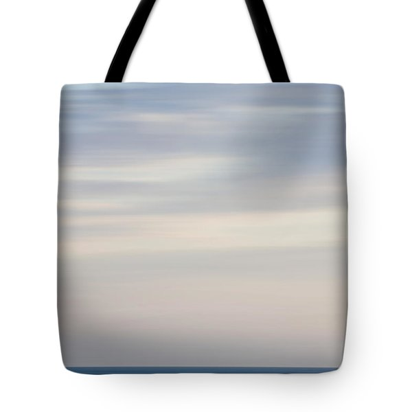 Abstract Seascape No. 01 Tote Bag