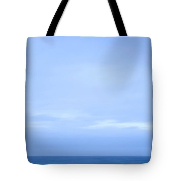 Abstract Seascape No. 07 Tote Bag