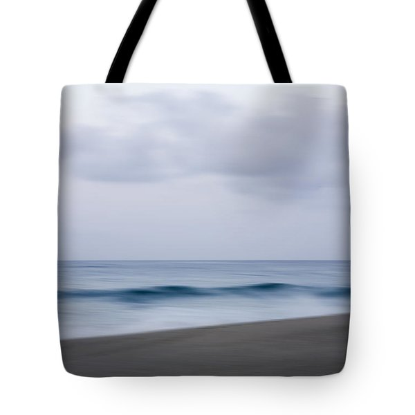 Abstract Seascape No. 09 Tote Bag