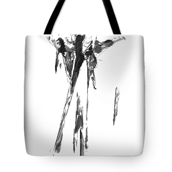 Abstract Series I Tote Bag by Rafael Salazar