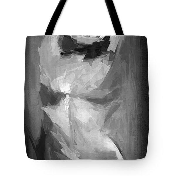 Abstract Series IIi Tote Bag by Rafael Salazar