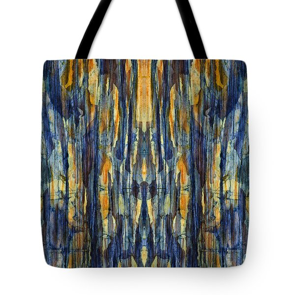 Abstract Symmetry I Tote Bag