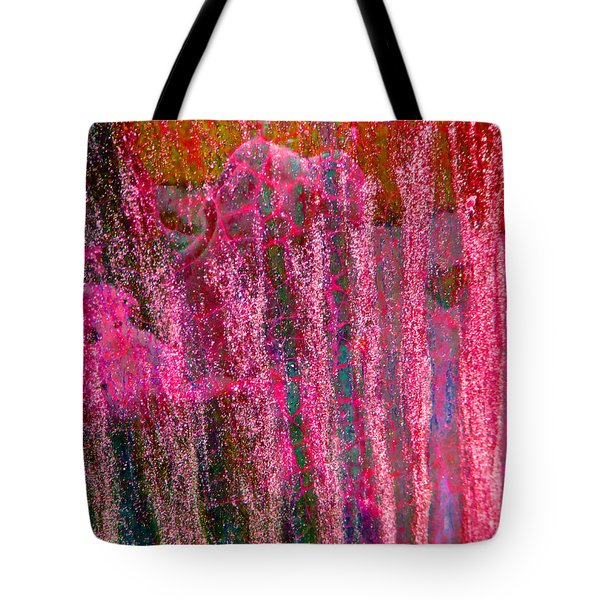 Abstract Vibe Tote Bag