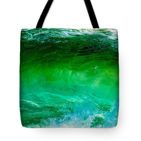 Abstract Wave 3 Tote Bag