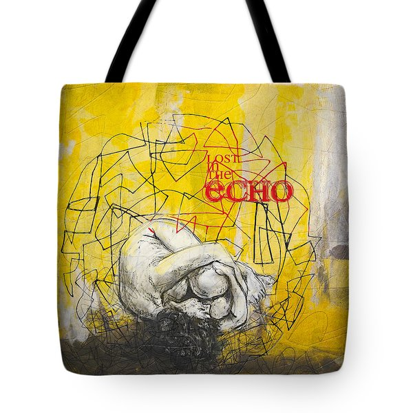 Abstract Women 022 Tote Bag by Corporate Art Task Force