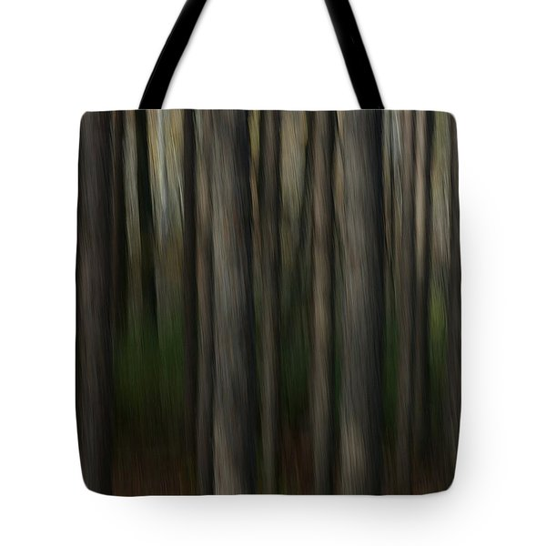 Abstract Woods Tote Bag