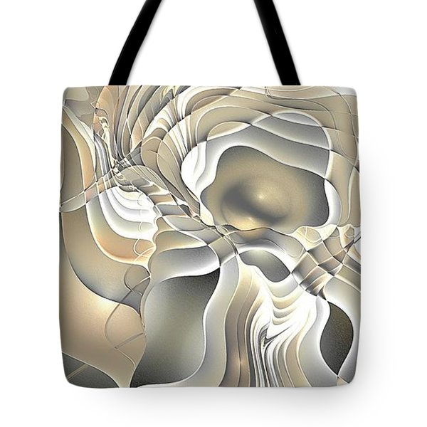Abstraction 234-03-13- Marucii  Tote Bag