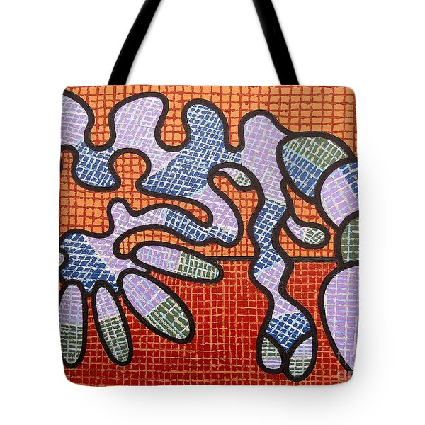 Abstraction 76 Tote Bag by Patrick J Murphy