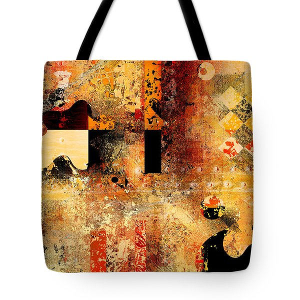 Abstracture - 103106046f Tote Bag