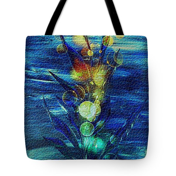 Abstrakt By Nico Bielow Tote Bag by Nico Bielow
