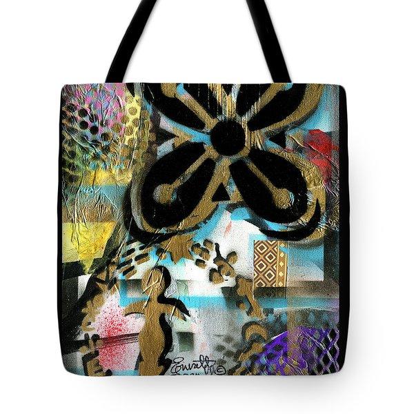 Abundance Tote Bag by Everett Spruill