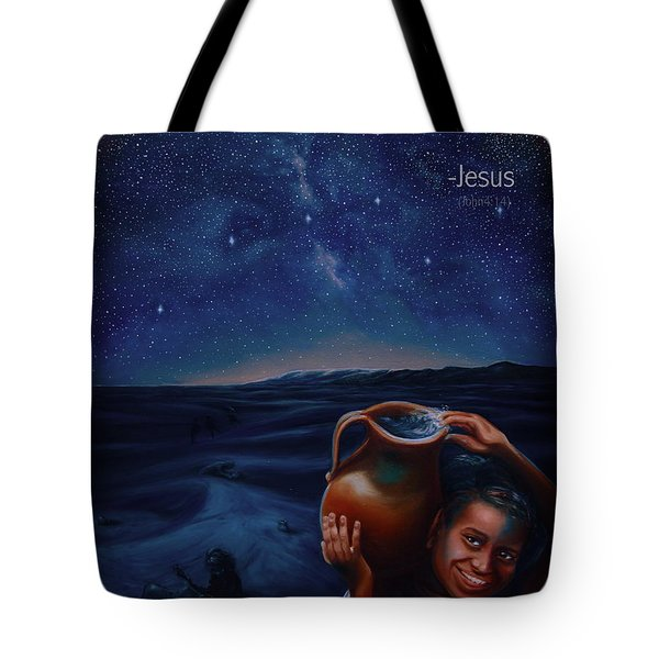 Abundance Tote Bag by Ann Holder