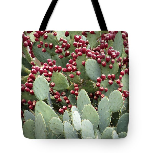 Tote Bag featuring the photograph Abundance Of Fruit by Laurel Powell