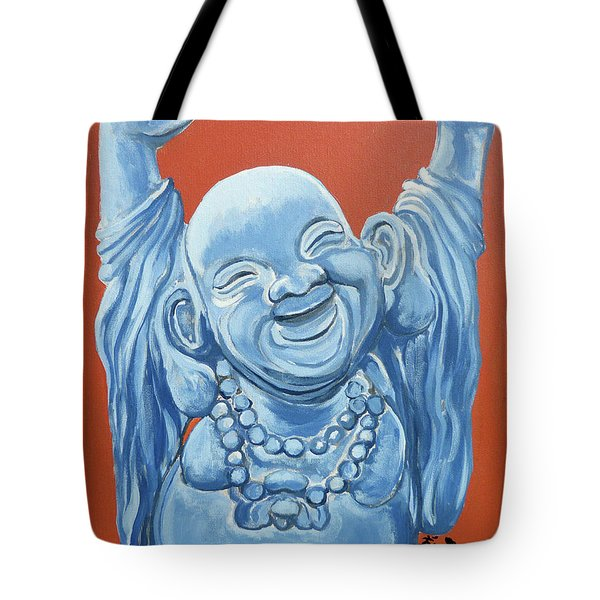 Tote Bag featuring the painting Abundance by Tom Roderick