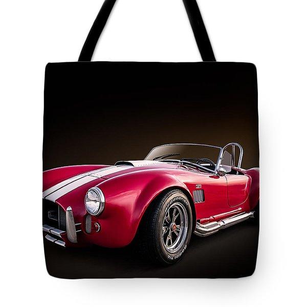 Ac Cobra Tote Bag by Douglas Pittman
