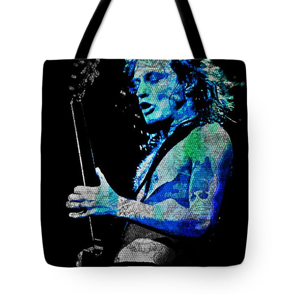 Ac/dc - Angus Young Tote Bag