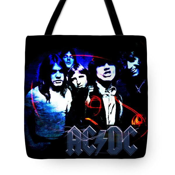 Ac/dc - Rock Tote Bag