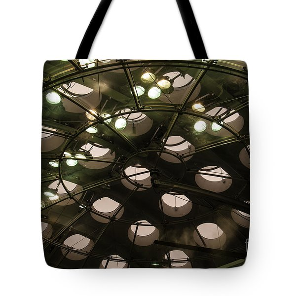 Academy Skylights Tote Bag