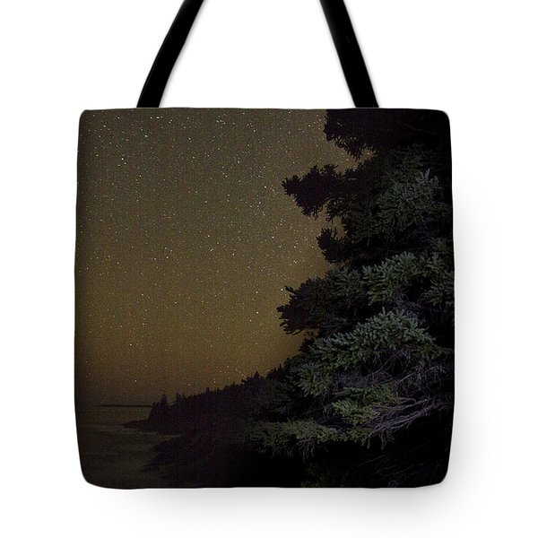 Acadia Stars 01 Tote Bag by Brent L Ander