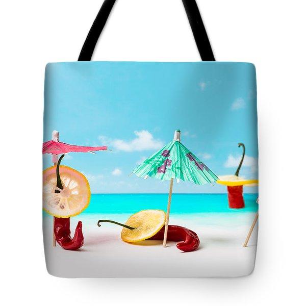 Acapulco Tote Bag by Alexander Senin