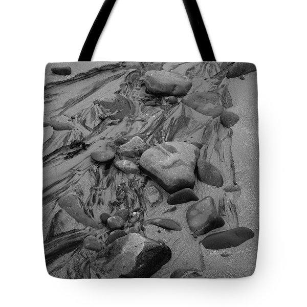 Achnahaird Beach Bw Tote Bag