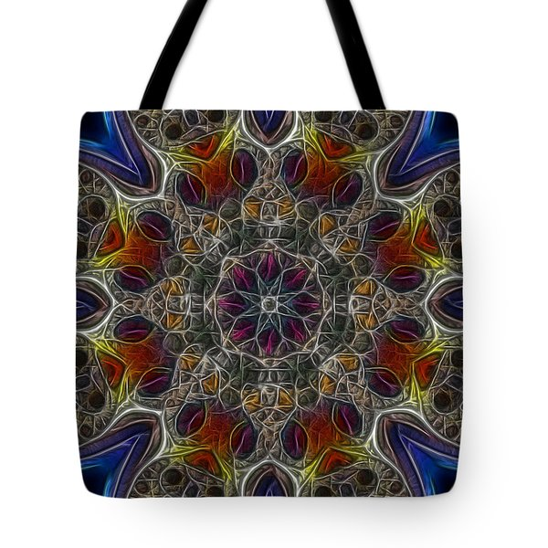 Acid Rock 1 Tote Bag by Larry Capra