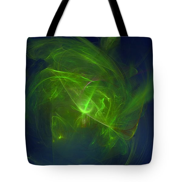 Acidic Voulge Tote Bag