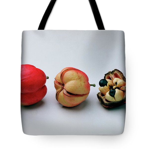Ackee Fruit Development Tote Bag