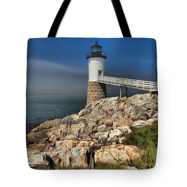 Across The Seas Tote Bag by Adam Jewell