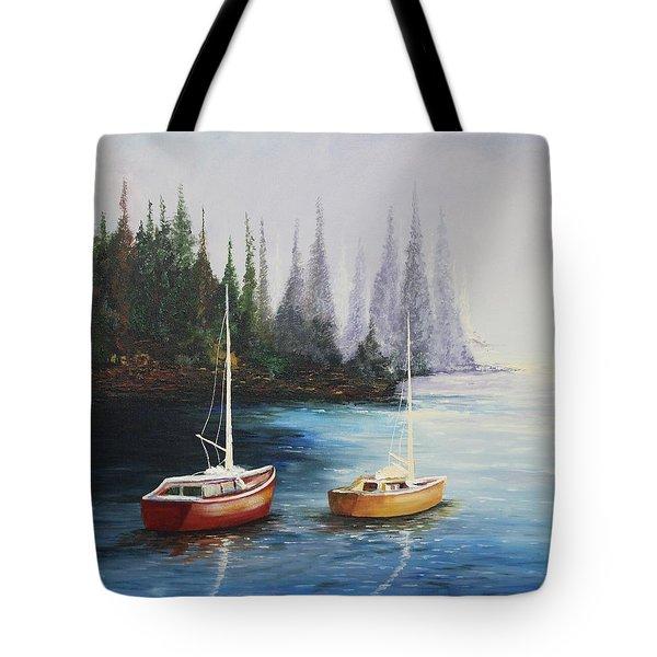 Acrylic Msc 110  Tote Bag
