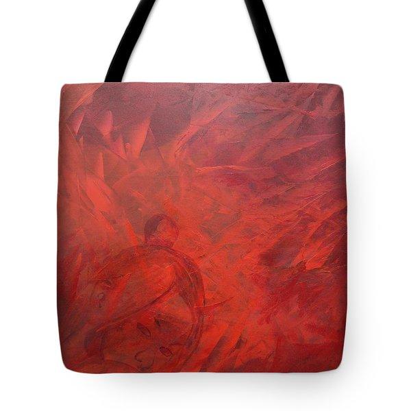 Acrylic Msc 181 Tote Bag