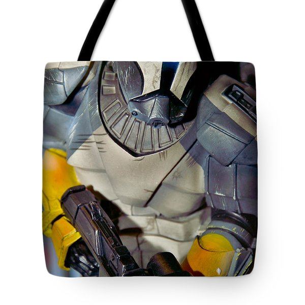 Action Toy Tote Bag