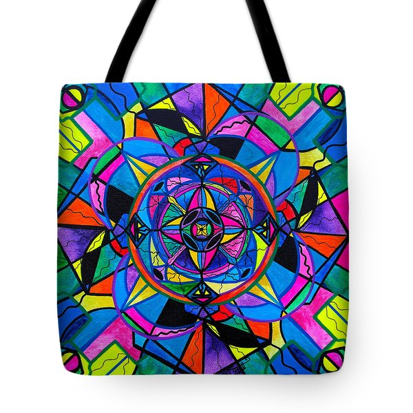 Activating Potential  Tote Bag