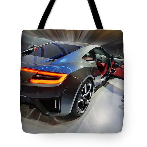 Acura N S X  Concept 2013 Tote Bag