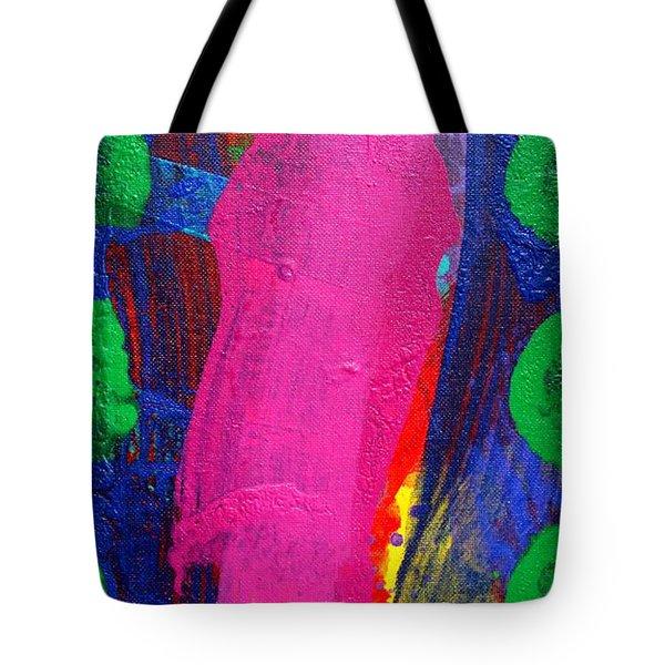 Ad Libitum Tote Bag by John  Nolan