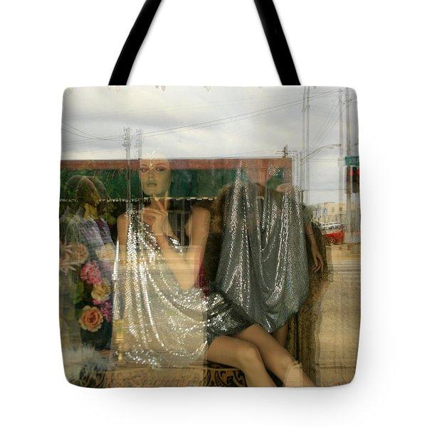 Ada Oklahoma Tote Bag