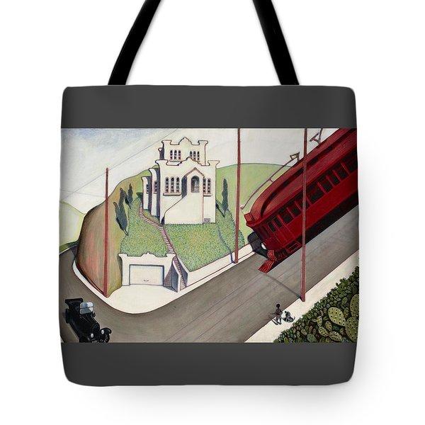 Adams Hill Tote Bag