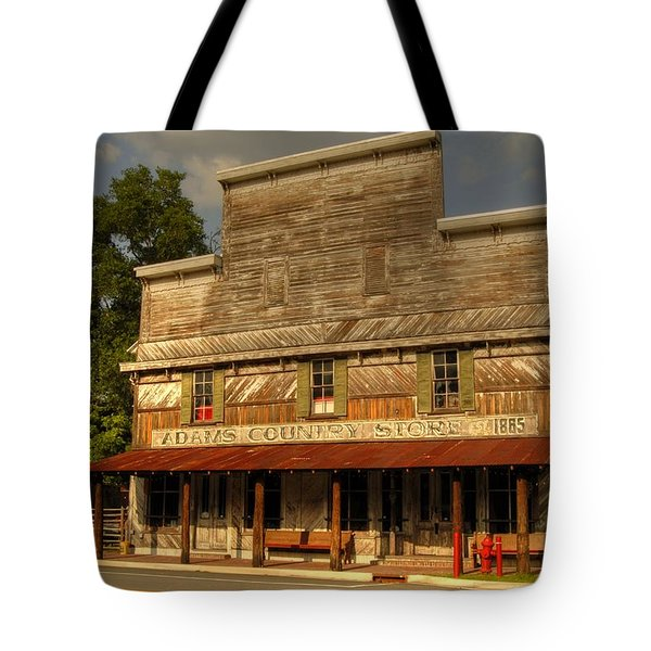 Adams Old Country Store Tote Bag
