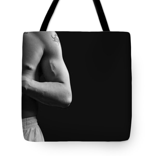 Adapt And Overcome Tote Bag by Lisa Knechtel