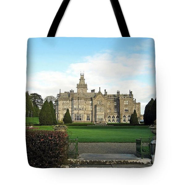 Adare Manor  Tote Bag