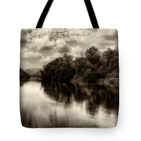 Adda River 2 Tote Bag