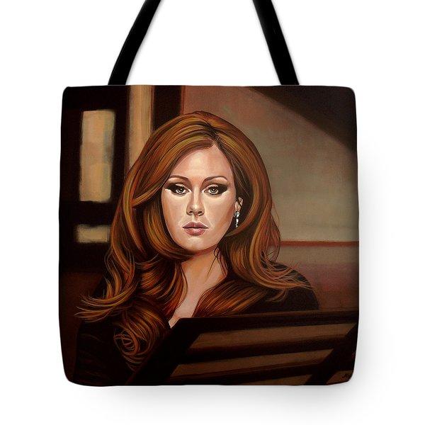 Adele Tote Bag by Paul Meijering