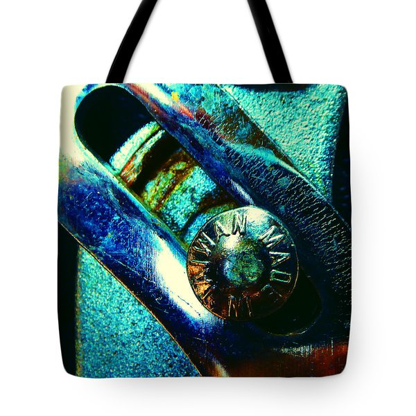 Adjustable Wrench P Tote Bag