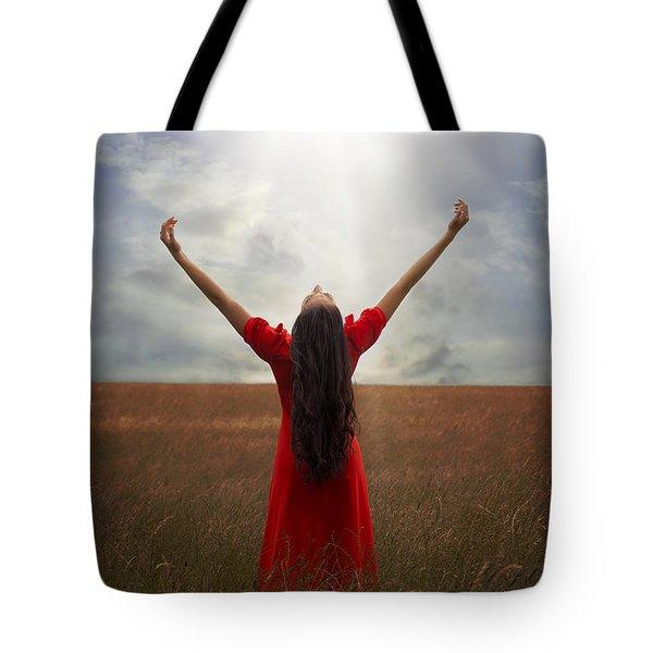 Admiration Tote Bag by Joana Kruse
