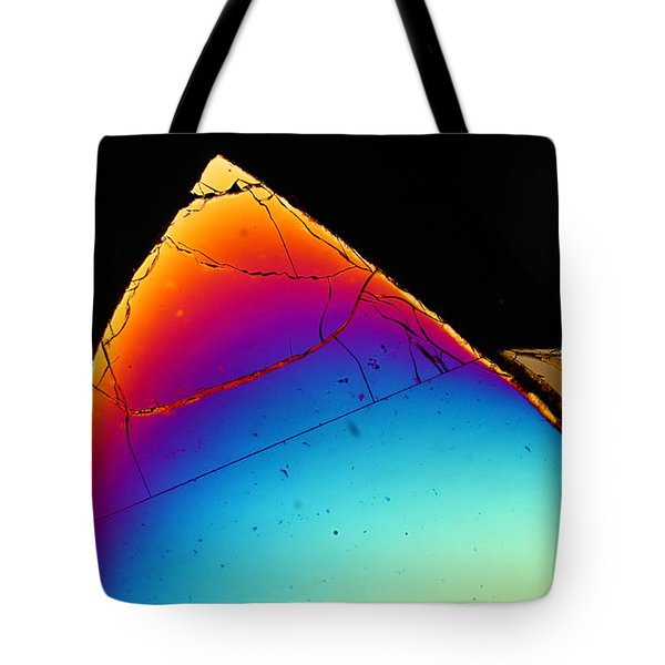 Sharp Tooth Tote Bag